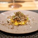 ARMONICO - 牛スジ肉とサフランのリゾット