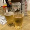 大阪屋 - ドリンク写真:アサヒスーパードライ大瓶