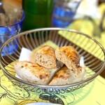 リンシエメ - ピッツァ生地パン