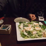 高粋舎 - 2012.11.18 シーザーサラダ628円
