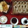 越後十日町小嶋屋 - 料理写真:季節の天ヘギ
