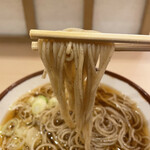 そばの神田 東一屋 - 本格的な拘り蕎麦