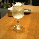 15922409 - お冷やグラスが格好いい