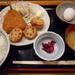 魚寅食堂 - 日替わりお楽しみ定食