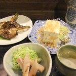 ろばた焼 幸村 - 電車待ちセット