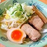 らーめん一歩 - 料理写真:塩野菜ラーメン