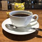 Cafe Weg - ケニアAA  540円(税込) ※横からも