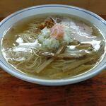 福々亭 - 料理写真:塩ラーメン