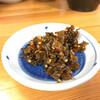 鷹多花 - 料理写真:高菜