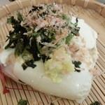 ゆう心 - ざる豆腐