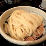 讃岐うどん 蔵之介 - ざるうどん 海苔なし (2012/11)