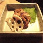 山家料理 鳴瀬 - 湯葉の蒲焼