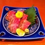 15924974 - H.24.11.18.昼 近江肉ローストビーフ 980円
