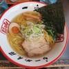 函館麺や 一文字 - 料理写真:塩らーめん790円