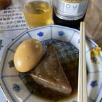 おでん 深川 - 料理写真: