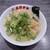 ゑびすや - 料理写真:おぎくぼラーメン