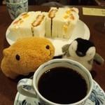 15926765 - コーヒーも美味♪