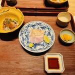 永山 - 上関の白甘鯛、吉和のわさび、夏フグ、愛媛の赤ウニ