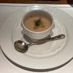 159268956 - 東洋軒伝統のポタージュスープ