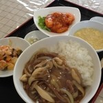 口福厨房 - 秋のおすすめセット 1000円