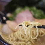 百麺 - 太麺4点盛り