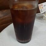 鈴や - アイスコーヒー