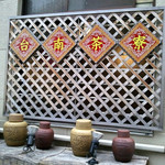 台南茶寮 - 店名の看板