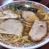 大橋中華そば - 料理写真:濃口 赤身