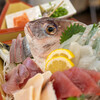 漁師料理 かなや - 料理写真:2021.10 舟盛E(7,480円)