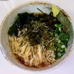 白河そば - 料理写真: