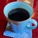 サイトウコーヒー - ドリンク写真:ダークブレンド