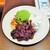 プロムナードカフェ - 料理写真:抹茶あずきワッフル