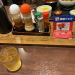 炭焼 豚丼信玄 - 料理写真: