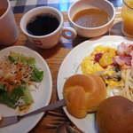 15930878 - 朝食ビュッフェ(800円)