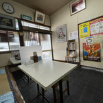 浅井屋 - 店内入り口