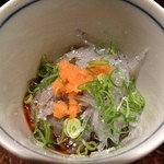 咲くら - どろめ(カタクチイワシの稚魚)