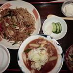Dining Kaisei - Dランチ