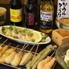 1000馬力 - 料理写真:お酒の種類多数あります!!串揚げと一品で深夜4時まで盛り上がろう!!!