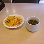 AGRIM - サラダとスープ