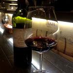 ワインバーレストランプチパリ - グッドチョイス。めっちゃ私好みのカリフォルニアワイン