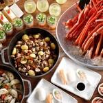 ブッフェレストラン トップ オブ ミヤコ - ディナーブッフェ 料理イメージ