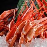 ブッフェレストラン トップ オブ ミヤコ - 【ディナー限定】ボイル蟹