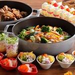 ブッフェレストラン トップ オブ ミヤコ - ランチブッフェ 料理イメージ