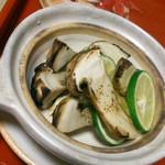 15934174 - 松茸の醤油焼き
