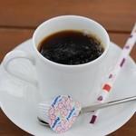 ガーデンレストラン 風舎 - コーヒー