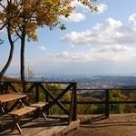 ガーデンレストラン 風舎 - テラス席からの眺め