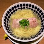 鶏Soba Toraや - 料理写真: