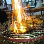 岩崎塾 - よう燃えてます