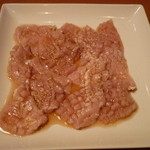焼肉冷麺明月館 - 山形県産上ホルモン 塩