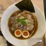 自家製麺 フラワー - 料理写真: